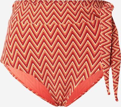 narancs / piros / fehér Seafolly Bikini nadrágok 'Chilli', Termék nézet
