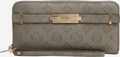 GUESS Portemonnaie 'Bea' in taupe, Produktansicht