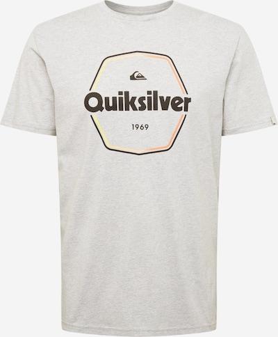 QUIKSILVER Funkční tričko - žlutá / šedý melír / oranžová / černá, Produkt