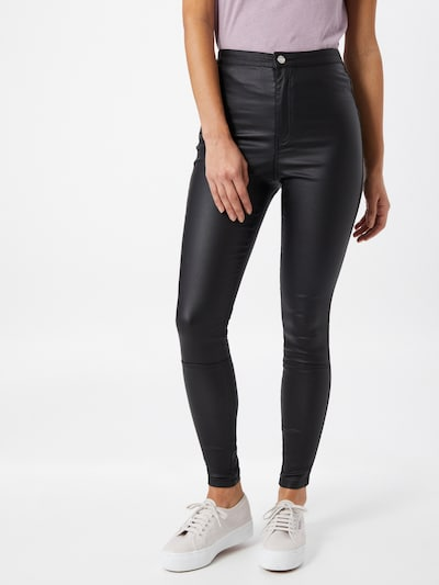 Missguided Jeans in schwarz, Modelansicht