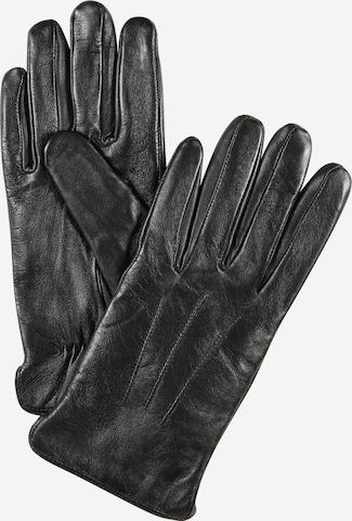 VERO MODA Full finger gloves 'Viola' in Black