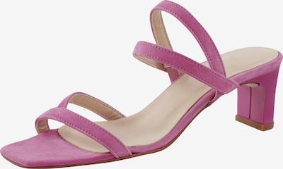 heine Sandalette in fuchsia, Produktansicht