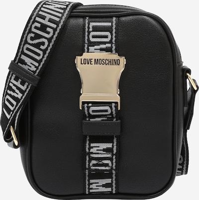 Love Moschino Taška cez rameno - čierna / biela, Produkt
