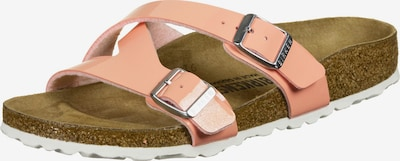 BIRKENSTOCK Pantolette 'Yao' in hellpink, Produktansicht