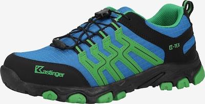 Kastinger Lage schoen in de kleur Blauw / Groen / Zwart, Productweergave