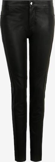 KRISS Lederhose 'Trick 300' in schwarz, Produktansicht