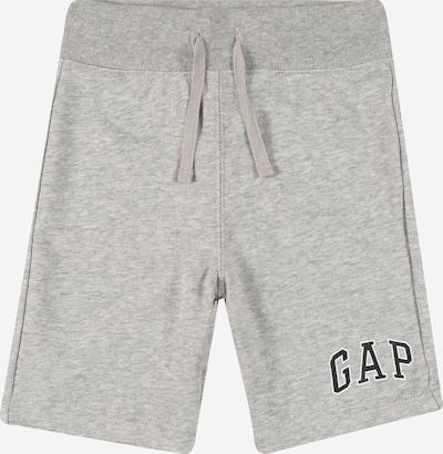 GAP Shorts in graumeliert / schwarz / weiß, Produktansicht
