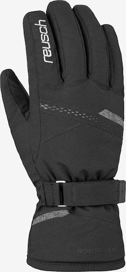 REUSCH Fingerhandschuh 'Hannah R-TEX® XT' in schwarz / schwarzmeliert, Produktansicht