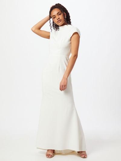 Jarlo Obleka 'JAZZ' | slonovina barva, Prikaz modela