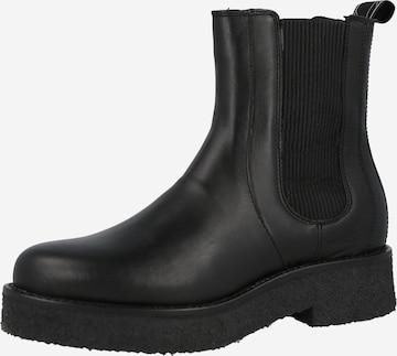 HUB Chelsea Boots 'Faro' in Black