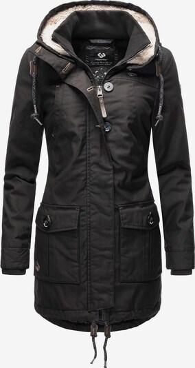 Ragwear Winterparka ' Jane ' in schwarz, Produktansicht