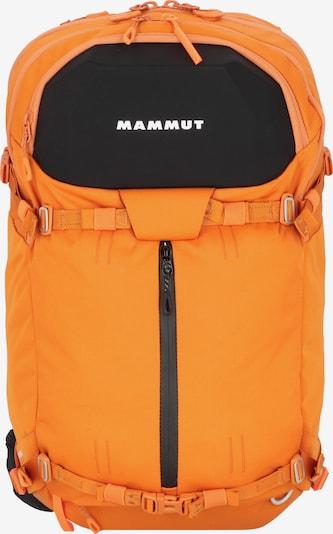 MAMMUT Sportrucksack 'Nirvana' in orange / schwarz / weiß, Produktansicht