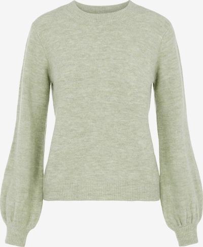 PIECES Pullover 'Perla' in mint, Produktansicht