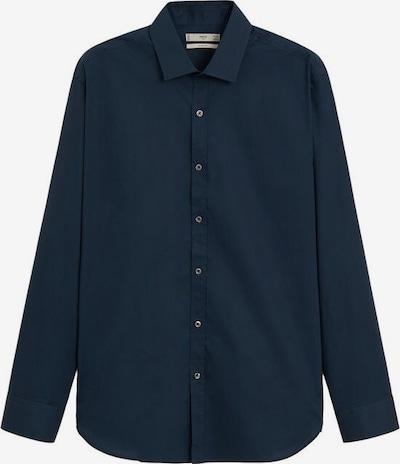 MANGO MAN Hemd in royalblau, Produktansicht