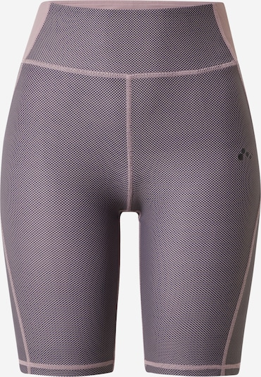 ONLY PLAY Pantalon de sport 'MING' en gris / mauve, Vue avec produit