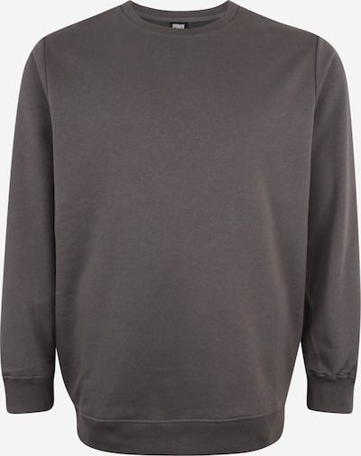 Urban Classics Big & Tall Sweater majica u tamo siva, Pregled proizvoda