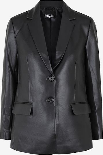 PIECES Blazer 'Kornelia' in schwarz, Produktansicht