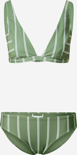 ROXY Bikini 'ROXY' en manzana / blanco, Vista del producto