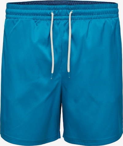 SELECTED HOMME Badeshorts in blau, Produktansicht