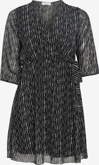 Paprika Kleide in schwarz / weiß, Produktansicht