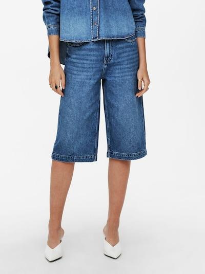 Jeans 'Amber' ONLY pe albastru denim, Vizualizare model