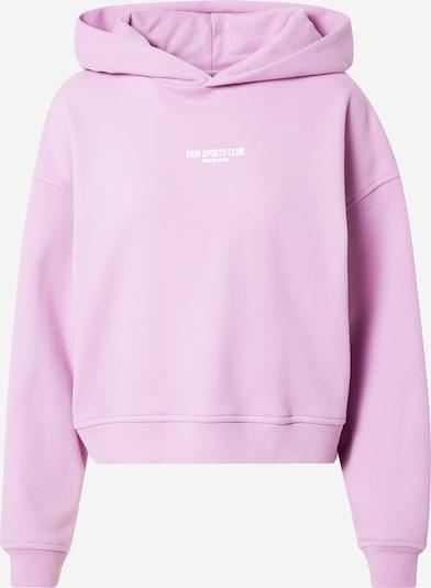 PARI Sweatshirt 'SPORTS CLUB' in de kleur Orchidee, Productweergave