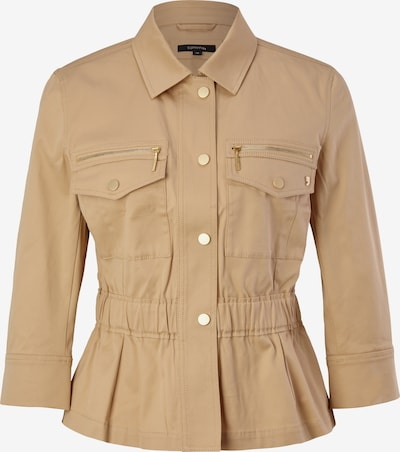COMMA Jacke in beige, Produktansicht