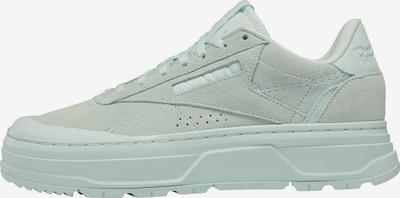 Reebok Classics Sneaker ' Club C Double GEO ' in grau / weiß, Produktansicht