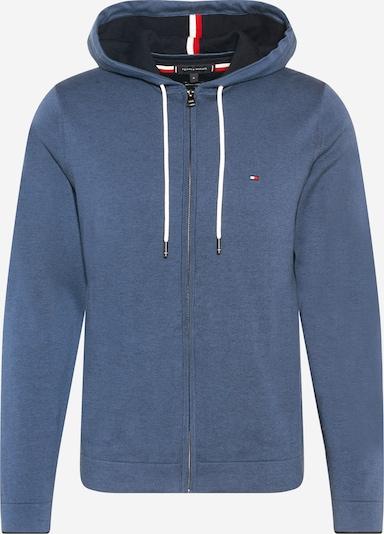 TOMMY HILFIGER Sudadera con cremallera en azul paloma, Vista del producto