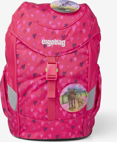 ergobag Rucksack in mischfarben, Produktansicht