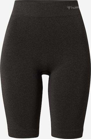 Hummel Workout Pants 'Ci' in Black