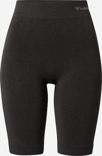 Hummel Shorts 'Ci' in schwarzmeliert, Produktansicht