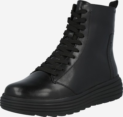 GEOX Lace-Up Ankle Boots 'PHAOLAE' in Black, Item view