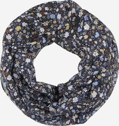 ESPRIT Loop scarf 'PrinIn' in navy / mixed colours, Item view