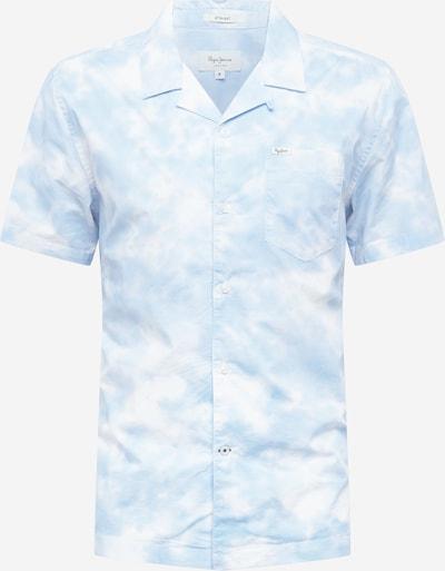 Cămașă 'SHAWN' Pepe Jeans pe albastru deschis / alb, Vizualizare produs