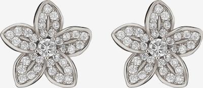 Heideman Oorbellen 'Floris' in de kleur Zilver, Productweergave