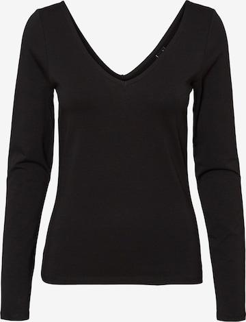 T-shirt 'Nelly' VERO MODA en noir
