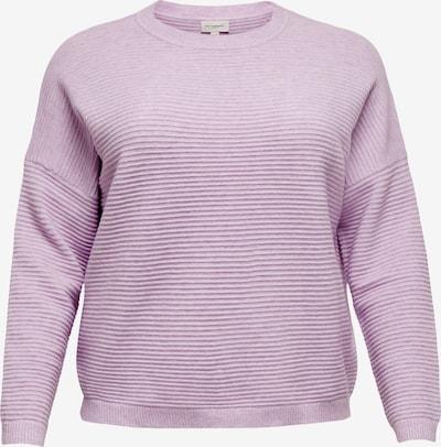 ONLY Carmakoma Pull-over 'KARIA' en violet clair, Vue avec produit