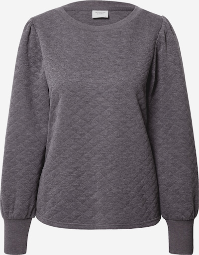 JACQUELINE de YONG Sweatshirt 'BOLIVIA' in grau, Produktansicht