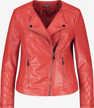 SAMOON Jacke in rot, Produktansicht