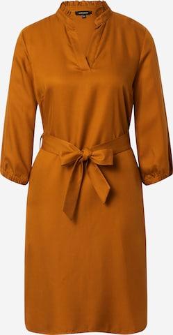 MORE & MORE Kleid in Braun