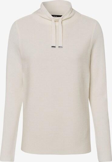 zero Pullover in weiß, Produktansicht