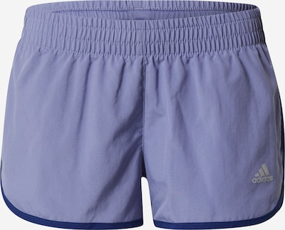 ADIDAS PERFORMANCE Workout Pants in Light purple, Item view