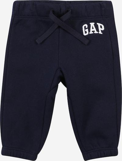 GAP Byxa i marinblå / vit, Produktvy