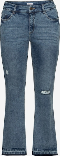 SHEEGO Jeans in de kleur Donkerblauw, Productweergave