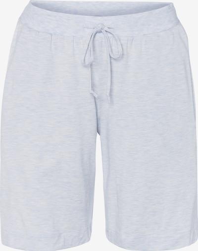 Hanro Pyjamabroek ' Natural Elegance ' in de kleur Hemelsblauw, Productweergave