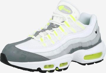 Nike Sportswear Platform trainers 'Air Max 95' in White