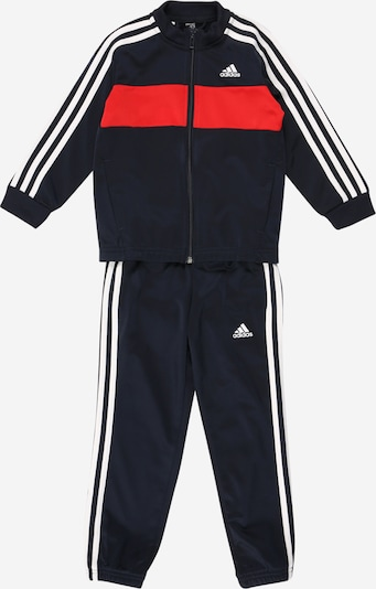 ADIDAS PERFORMANCE Tracksuit in blue / red, Item view