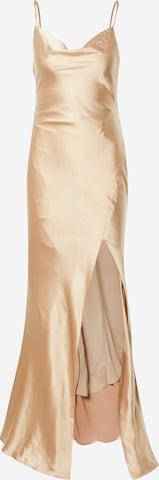 True Decadence Evening dress in Beige