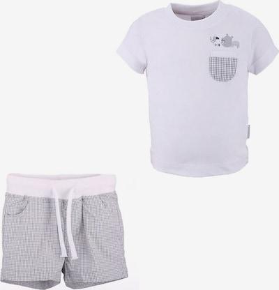Stummer Set in beige / grau / weiß, Produktansicht